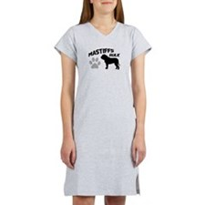 Mastiffs Rule Women's Nightshirt