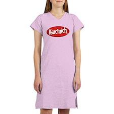 Retro Kucinich Women's Nightshirt
