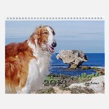 2013 Zoifever Calendar