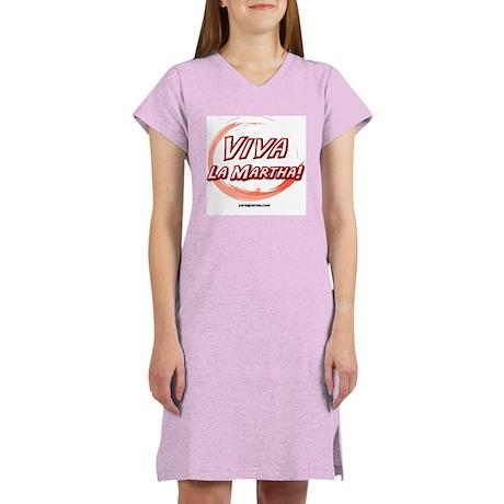 Viva La Martha Women's Nightshirt