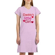 Funny Daddy's girl Women's Nightshirt