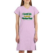 Good Rodgering Women's Nightshirt