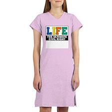 Civil Rights 2 Women's Nightshirt