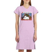 Love Californian Bunnies Women's Nightshirt
