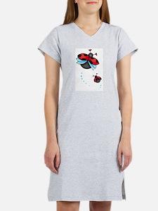 Ladybugs Women's Nightshirt