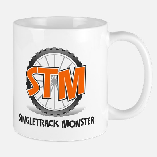 Unique Single track Mug