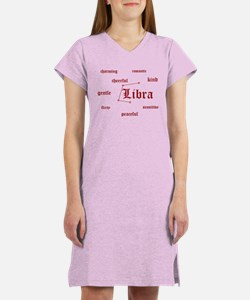 Libra Women's Nightshirt