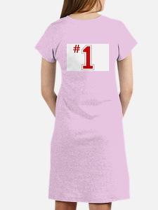 Team Nicole Women's Pink Nightshirt