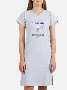 Cute 13.1 running Women's Nightshirt