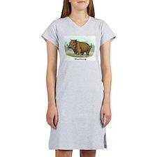 Warthog Women's Nightshirt