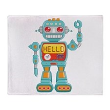 Hello Robot Throw Blanket