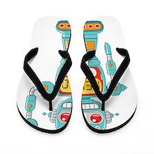 Hello Robot Flip Flops