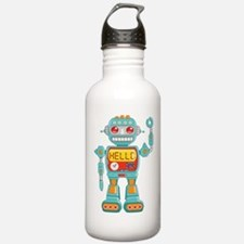 Hello Robot Water Bottle
