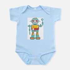 Hello Robot Infant Bodysuit