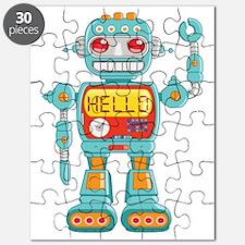 Hello Robot Puzzle