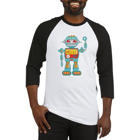 Hello Robot Baseball Jersey