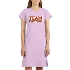Team Captain Women's Nightshirt