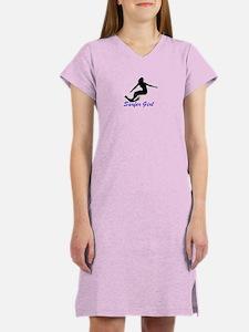 Surfer Girl Women's Nightshirt