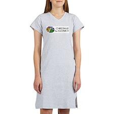 Christians for Kucinich Women's Nightshirt