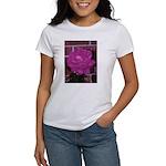 Magenta Rose Women's T-Shirt