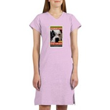 Stereotypes Victimize Women's Nightshirt