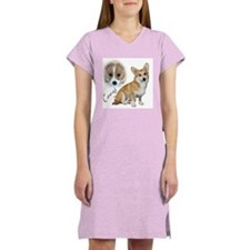 """Corgi"" Women's Nightshirt"