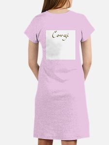 """Corgi"" Women's Nightshirt"