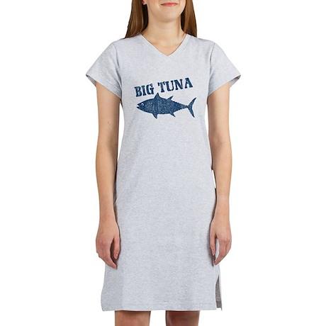 Big Tuna Women's Nightshirt