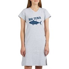 Big Tuna Women's Nightshirt