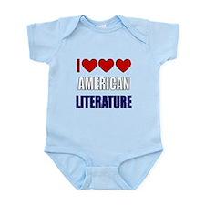 American Literature Infant Bodysuit