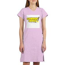 Cheese Jerky Women's Nightshirt