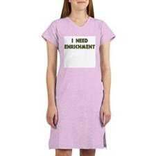 Enrichment 2-Sided Women's Nightshirt