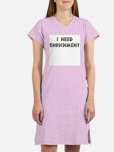 Enrichment 2-Sided Women's Nightshirt