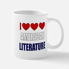 American Literature Mug