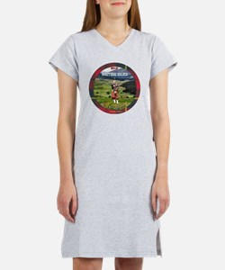 British Isles - Women's Nightshirt