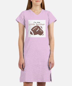 Football Little Brother Women's Nightshirt