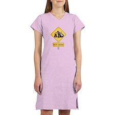 Cute Tsunami Women's Nightshirt