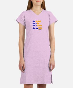 Got 140.6 Women's Nightshirt