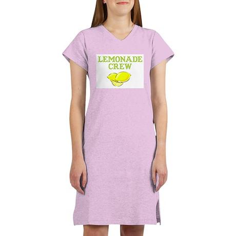 RP Lemonade Stand Women's Nightshirt