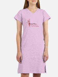 Bloody Mary Women's Nightshirt