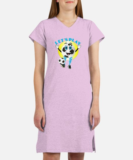 Let's Play Women's Nightshirt