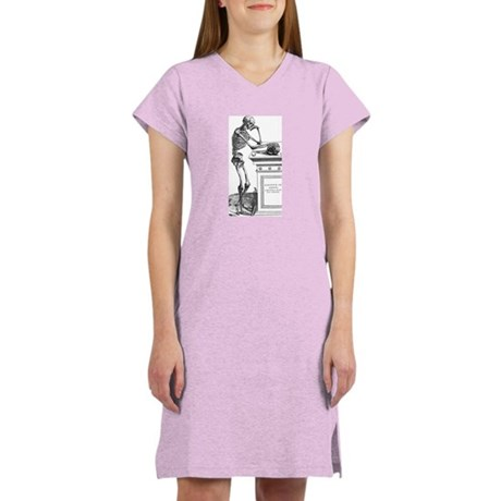 Vivitur Ingenio Women's Nightshirt