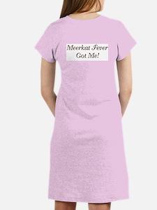 """""""Meerkat #18"""" Women's Nightshirt"""
