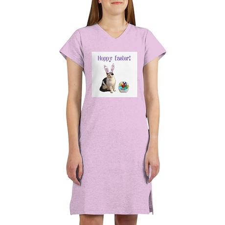 Hoppy Easter Women's Nightshirt