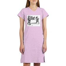 Woodturning Women's Nightshirt