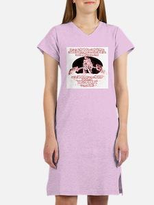 THIS is DEADLIFT Women's Nightshirt