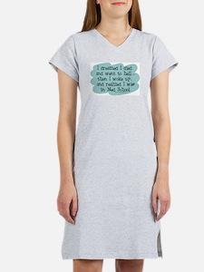 Med School Hell Women's Nightshirt