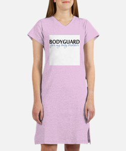 Bodyguard for my baby brother Women's Light Nights