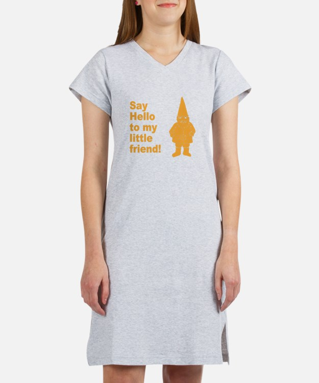 Say Hello Women's Nightshirt