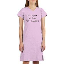 Child soldier Women's Nightshirt